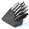 J.A. Henckels International Forged Synergy 16 Piece Knife Block Set
