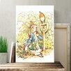 Big Box Art Peter Rabbit ' by Beatrix Potter Painting Print on Canvas
