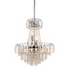 Endon Lighting Amadis 6 Light Crystal Chandelier