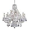 Endon Lighting 12 Light Crystal Chandelier