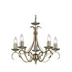 Endon Lighting 5 Light Grande Candle Chandelier