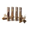 Wabash Valley Farms 4 Piece Farm Fresh Popcorn Tube Set