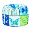 Castleton Home Butterfly Bean Bag Chair