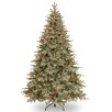 Frosted Arctic 7.5' Green Spruce Artificial Christmas Tree with 750 Clear Lights