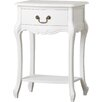 Lily Manor Lemaire 1 Drawer Bedside Table