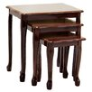 Andover Mills Netta 3 Piece Nest of Tables