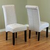 Red Barrel Studio Dimmick Parsons Chair (Set of 2)