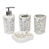 SQProfessionalLtd 4-Piece Bathroom Accessory Set