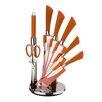 SQProfessionalLtd 7 Piece Precision Knife Set with Holder