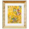 GreenBox Art 'Princess Buttercup' by Stephanie Corfee Framed Painting Print