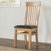 Hazelwood Home Liberty Upholstered Dining Chair (Set of 2)