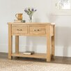 Hazelwood Home Liberty Console Table