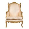 Derry's Queen Anne Wingback Chair