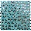 Daltile City Lights 0 5 Quot X 0 5 Quot Glass Mosaic Tile In Las