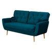 Home Loft Concept 3-Sitzer Einzelsofa Silvia