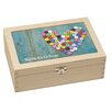 Contento Sewing Box Organiser Box