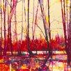 Art Group Leinwandbild Old Hedgerow Kunstdruck von Doug Eaton