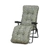 Glendale Leisure Deluxe Deck Chair with Cushions