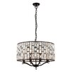 Endon Lighting Belle 8 Light Drum Pendant