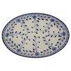 Le Souk Ceramique AzouraPoultry Platter