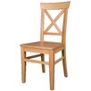 Castleton Home Anastasia Solid Wood Dining Chair
