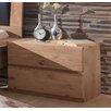 Castleton Home Oliwia 2 Drawer Bedside Table