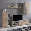 """Hazelwood Home Virtus TV Unit for TVs up to 59"""""""