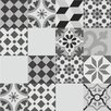 Ma Plinthe Deco Kitchen Backsplash Adhesive Mozai'K Panel Wallpaper