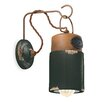 All Home Industrial 1 Light Wall Sconce