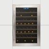 Caple 42 Bottle Dual Zone Built-In Wine Cabinet