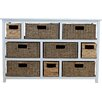 Firmans Direct Chichester 9 Drawer Storage Unit