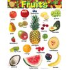 Trend Enterprises Learning Fruits Chart (Set of 3)