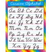 Trend Enterprises Cursive Alphabet Modern Chart (Set of 3)
