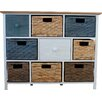 Firmans Direct Camber Milena 9 Drawer Chest