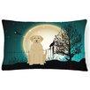 Caroline's Treasures Halloween Indoor/Outdoor Lumbar Pillow