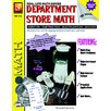 Remedia Publications Book Department Store Math Grade 4 - 8 Book