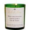 Ladeda! Living White Tea Votive Candle