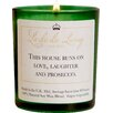 Ladeda! Living Vanilla & Sandalwood Jar Candle