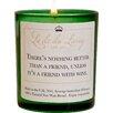 Ladeda! Living Bordeaux Fig & Vetivert Jar Candle