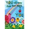 "Marmont Hill ""Sunshine Rainbow"" by Nicola Joyner Painting Print Canvas Art"