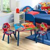 Delta Children 3-tlg. Tisch und Stuhl-Set Paw Patrol