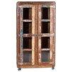 Home Loft Concept Display Cabinet