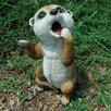 Bel Étage Meerkat Animal Statue