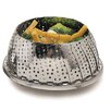 Kitchen Craft Stainless Steel Collapsible Steaming Basket