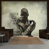 Artgeist Internal Explosion 3.09m x 400cm Wallpaper