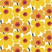 "Marimekko Volume 4 Unikko 33' x 21"" Floral Wallpaper Roll"