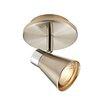 Endon Lighting Hyde 1 Light Ceiling Spotlight