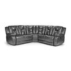 Owl Ltd Zircon Reversible Chaise Corner Sofa