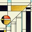 Marmont Hill 'Newton's Laws I' by Keren Toledano Graphic Art on Wrapped Canvas