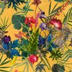 Hazelwood Home Summer Tropics 10m L x 52cm W Roll Wallpaper